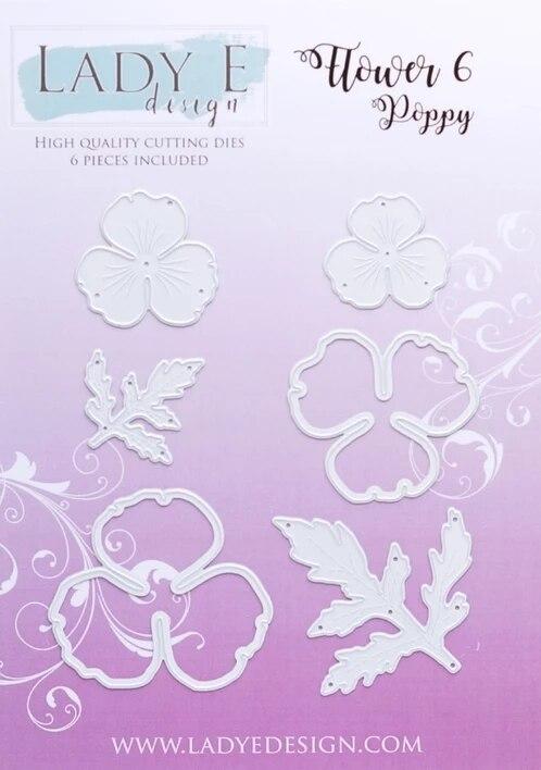 Metal Cutting Dies Flower Crafts Stencil For DIY Scrapbooking Paper/photo Cards Embossing Die