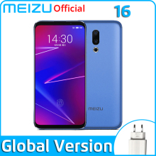Meizu 16 6gb 64gb GSM/WCDMA/CDMA/LTE Mcharge Octa Core In-Screen fingerprint recognition/face recognition