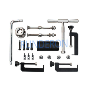 Image 2 - Diesel Service Workshop High Pressure Fuel Injection Pump Disassembly Removel Repair Tools Kit for Bosch Denso CRT CRS