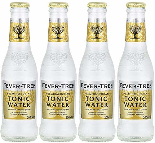 Fever Tree Tonic Water 1 X 4 X 0,2 Liter