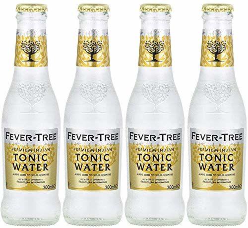Fever Tree Tonic Water 1 X 4 X 0,2 Liter