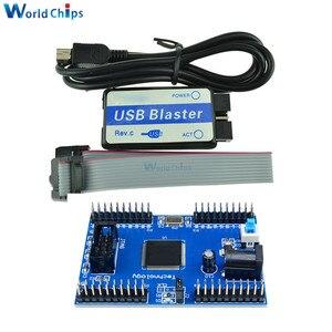 Плата разработки diymore Max II EPM240 CPLD, плата обучения, USB-кабель, мини-USB кабель 10-Pin, JTAG, соединительный кабель DIY
