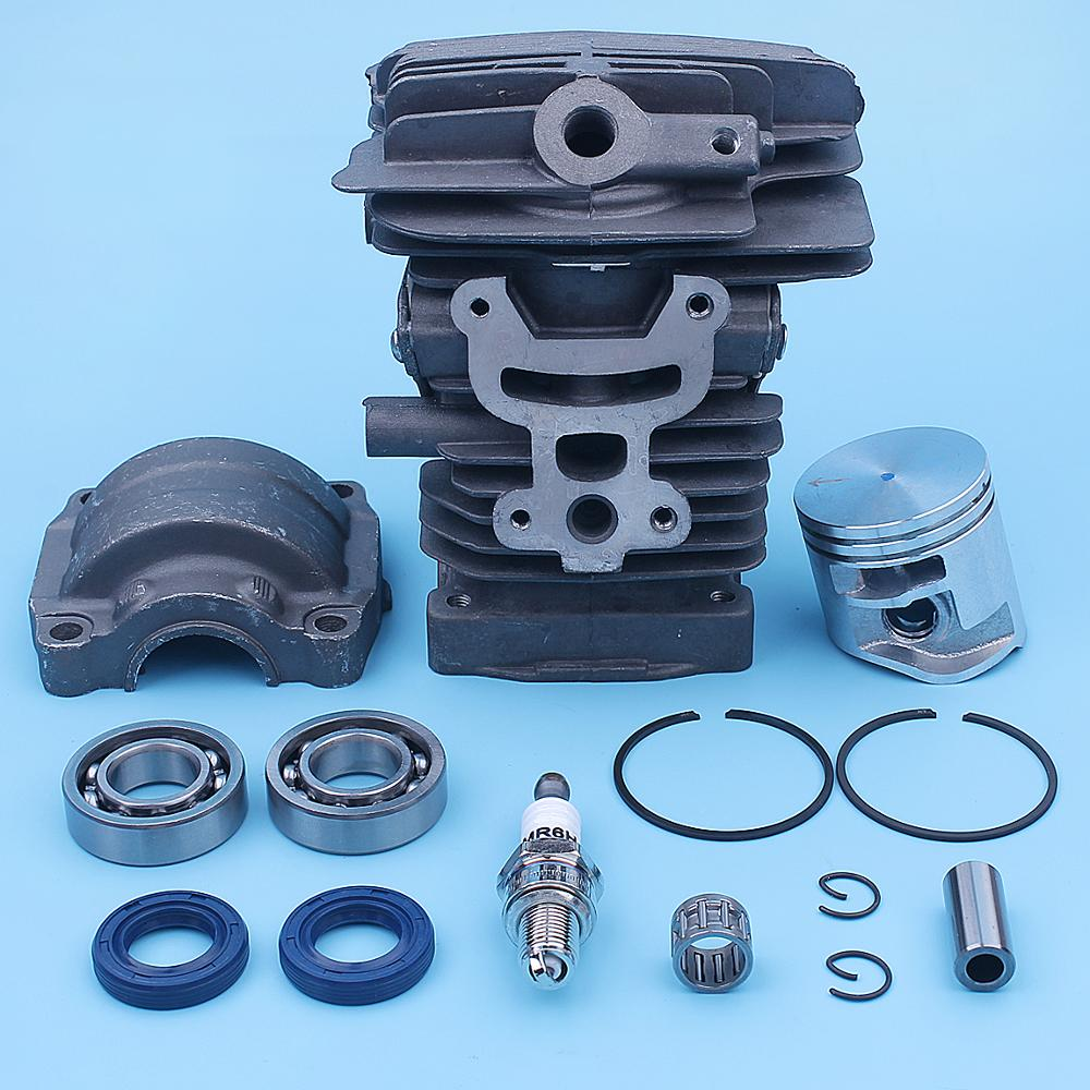38mm Cylinder Piston Bearing Oil Seal Kit For Stihl MS211 MS181 C MS171 MS 171 181 211 Chainsaw 1139 020 1201 1139 030 0401