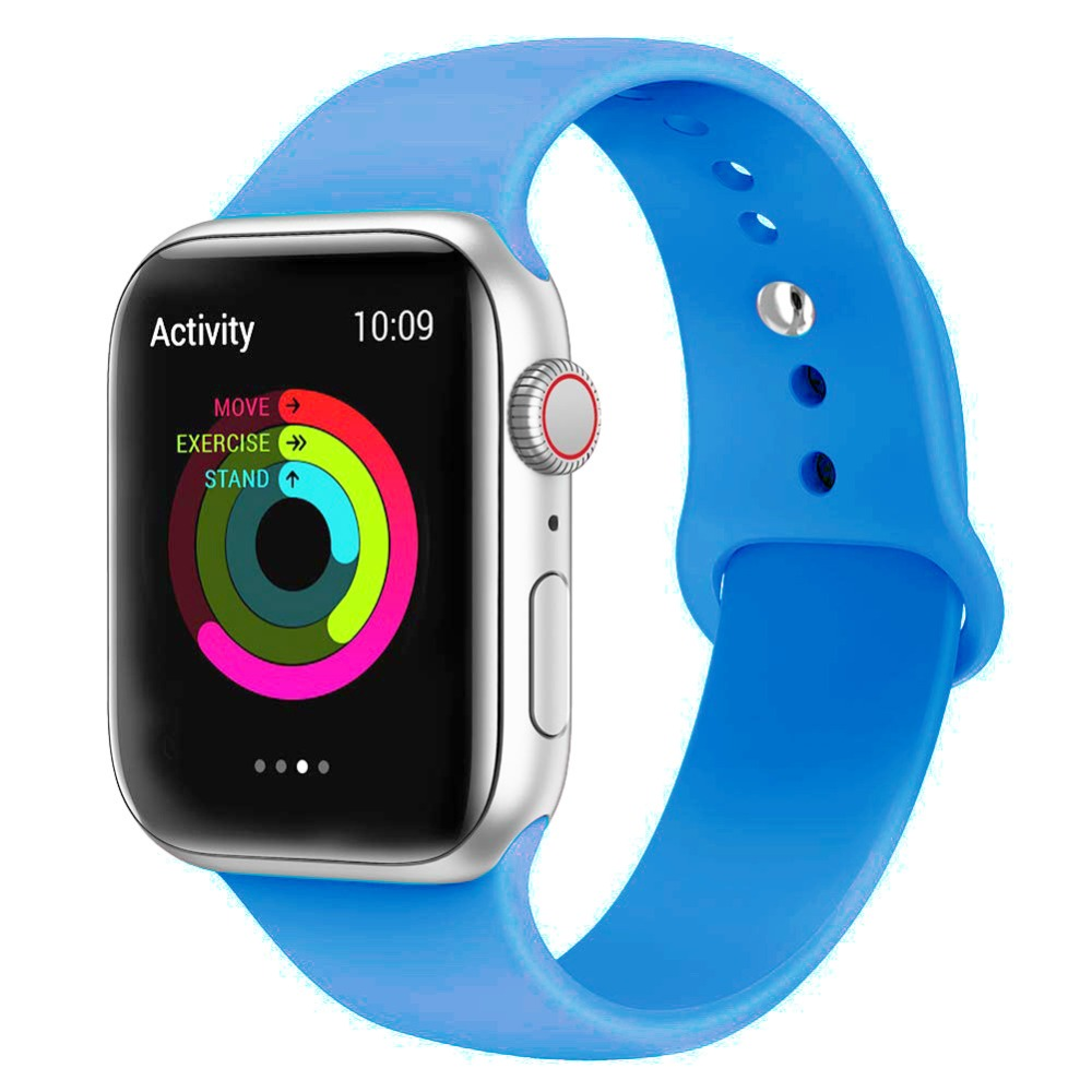Silicone Rubber Band for Apple Watch 61