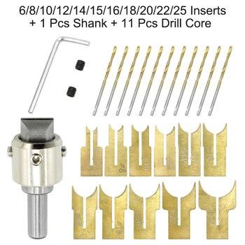 뜨거운 판매 6mm-25mm 밀링 커터 라우터 비트 부처님 비즈 볼 나이프 목공 도구 나무 비즈 드릴 cnc