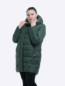 Frisky 2018 Женский пуховки плюс размера Для женщин пальто с капюшоном плюс Размеры 11XL зимнее толстое пальто Для женщин новая зимняя коллекция Г...