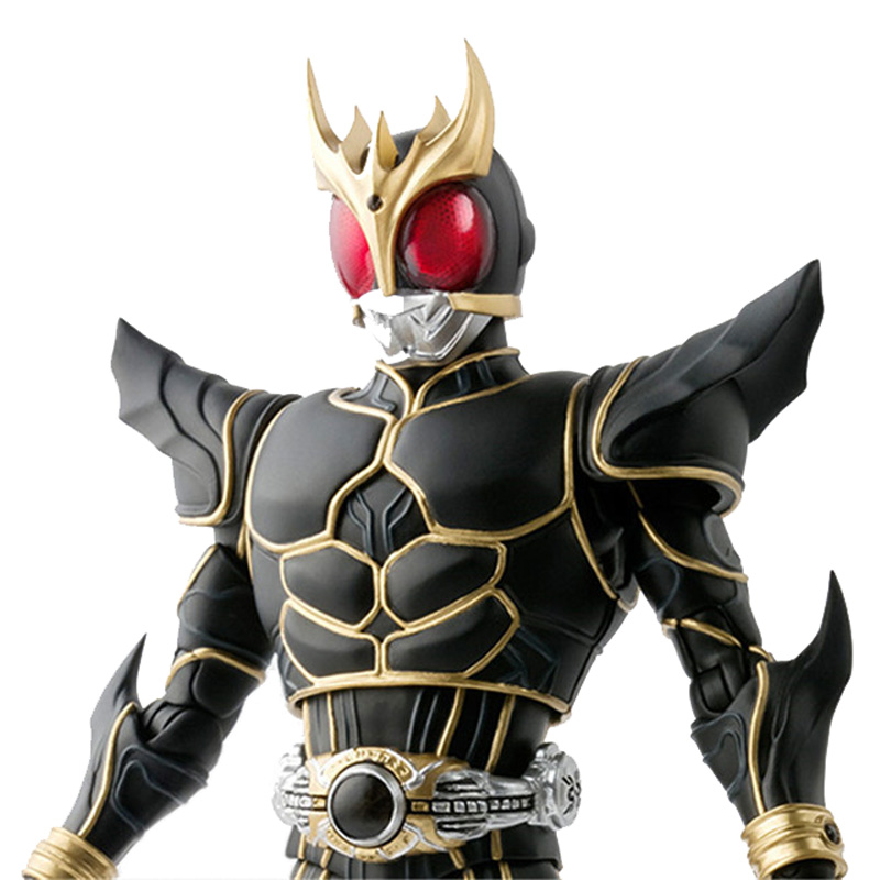 Image 1 - 15cm Anime Kamen Rider Black Masked Knight PVC Action Figure Toy SHF Kamen Figure Toy Figures Model ToysAction & Toy Figures   -