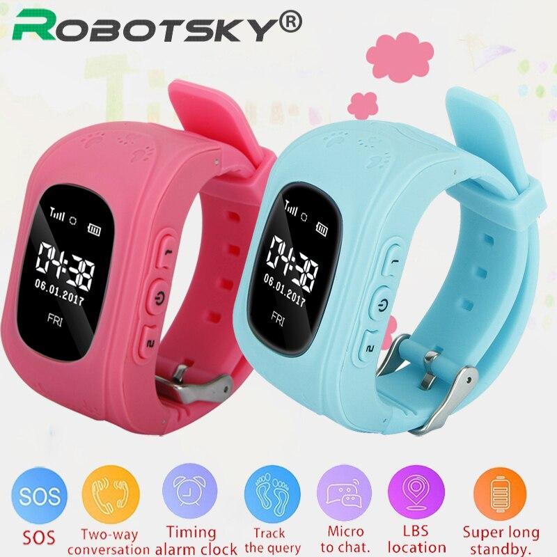 Q50 Kids Smart watch zegarki Smartwatch dla dzieci z kartą SIM lokalizator GPS SOS lokalizacja połączeń chroniący przed zgubieniem Smartwatch dla chłopca prezent