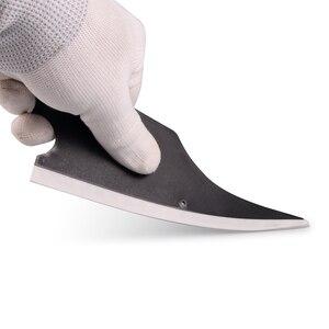 Image 4 - FOSHIO escobilla de goma Conqueror, 5 uds., herramienta de tintado de coche, raspador de ventana de envoltura de vinilo, limpiador de agua para nieve, accesorios de lavado de coche