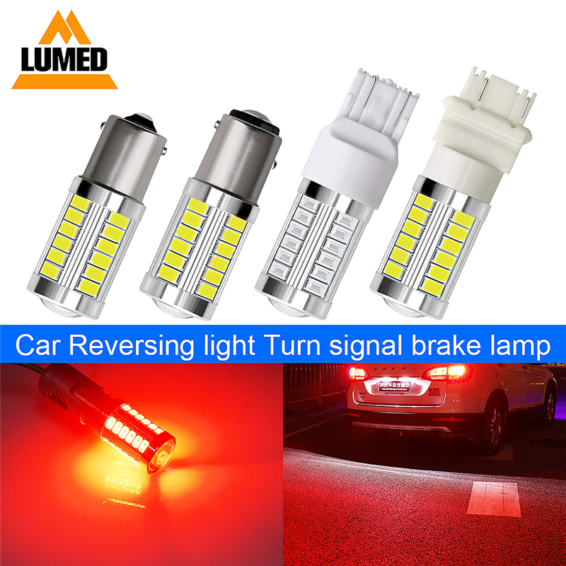 7440 7443 W21//5W W21W White LED Bulb Tail Stop Brake Reverse Light Vauxhall Opel