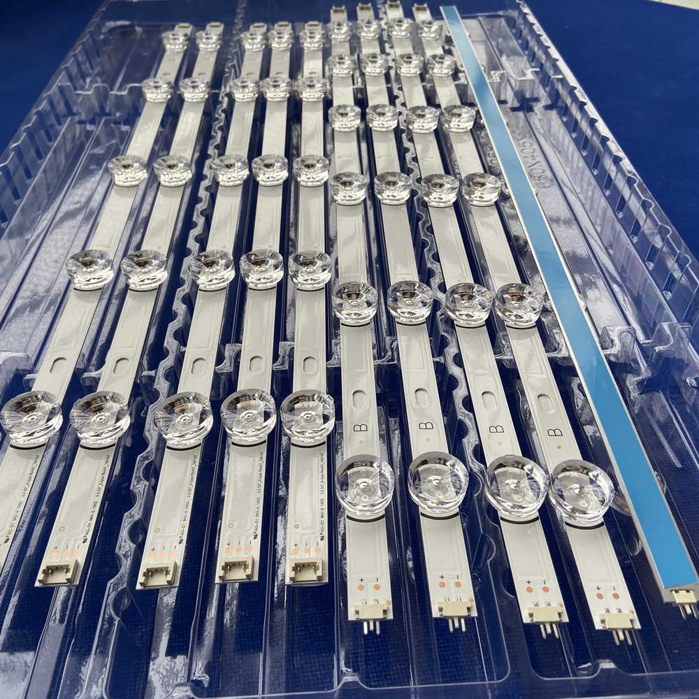 """Préfet remplacement 55LB650V 55LB5900 bande de LED pour LG Innotek drt 3.0 55 """"_ A/B Type Rev01_140107 6916L 1833A 1834A 1989A 1990A"""