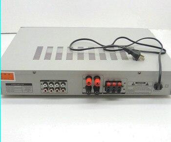 KYYSLB AV-688B 600W 5 channel amplifier professional digital Karaoke home theater amplifier / HiFi amplifier