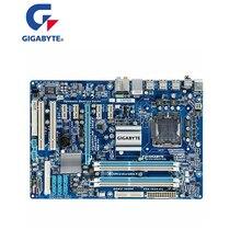 Оригинальная материнская плата для Gigabyte GA-EP43T-S3L LGA775 DDR3 quad core alone значительно Большая пластина EP43T-S3L