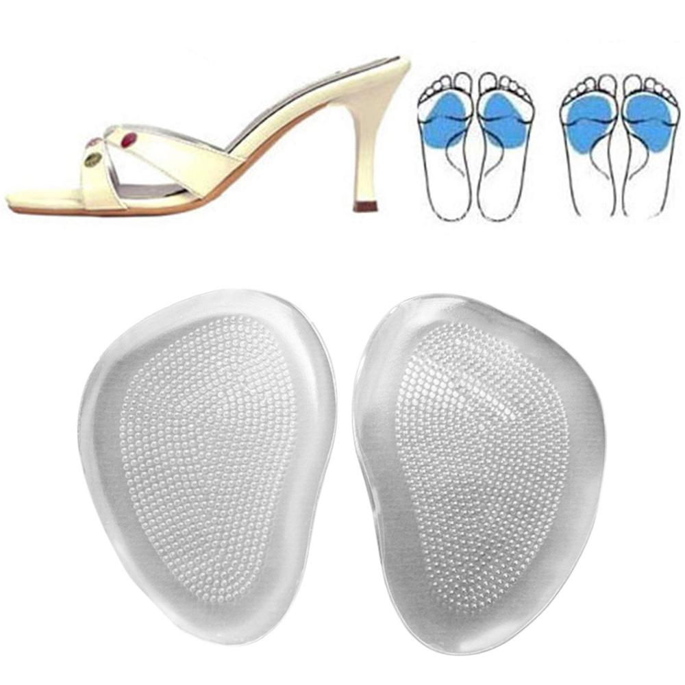 Orthotic Flat Feet Foot High Arch Gel Heel Support Shoe Inserts Insoles Pads