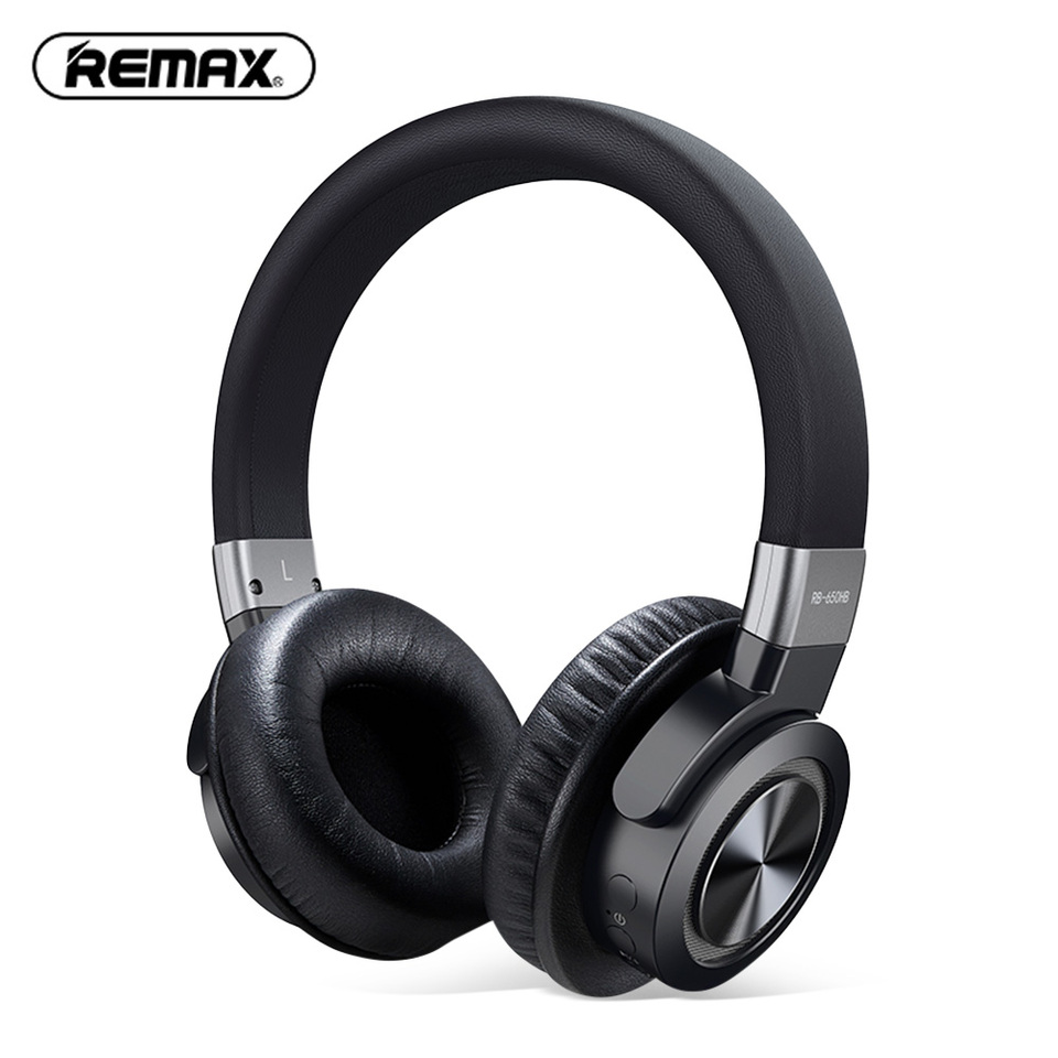 Remax Rb 650hb Bluetooth Headphone Bluetooth 5 0 360 Surround Sound Subwoofer Wireless Headset With Hd Microphone For Phones Bluetooth Earphones Headphones Aliexpress