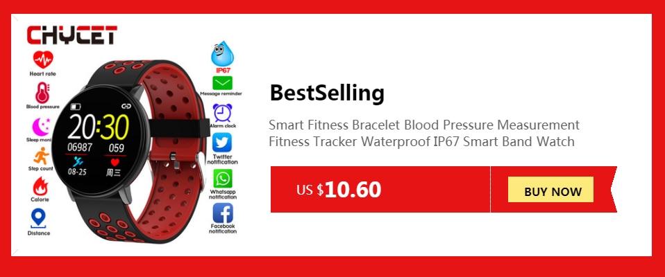 H91cd1b4830c9403093aa5343b68baf03d Smart Band Blood Pressure 1.14'' Screen Fitness Tracker Watch Heart Rate Fitness Bracelet Waterproof Music Control For Men Women