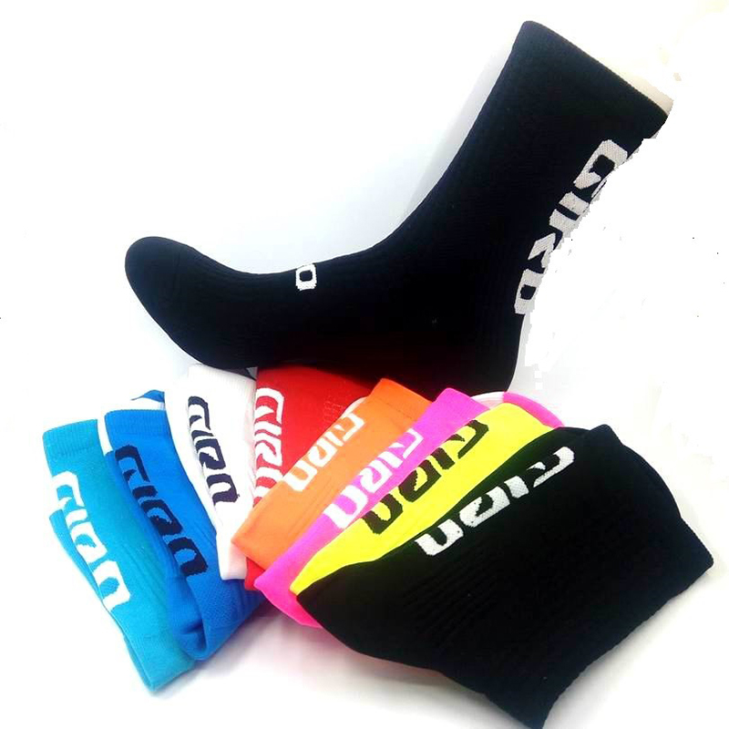 Professional Football Ports Cycling Socks For Men Women Athletic Top Mountain Bicycle Socks Breathable Sock Outdoor Racing