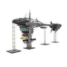 Star Kids Toys Wars UCS nebulon b médical frégate Destroyer modèle Kit blocs de construction briques compatibles avec 81070 Starwar cadeaux