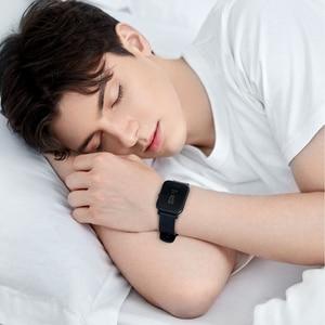 Image 4 - Global Version Amazfit Bip Lite Huami Smart Watch 1.28inch Dispaly Waterproof 45 days Battery Life Heart Rate Sleep