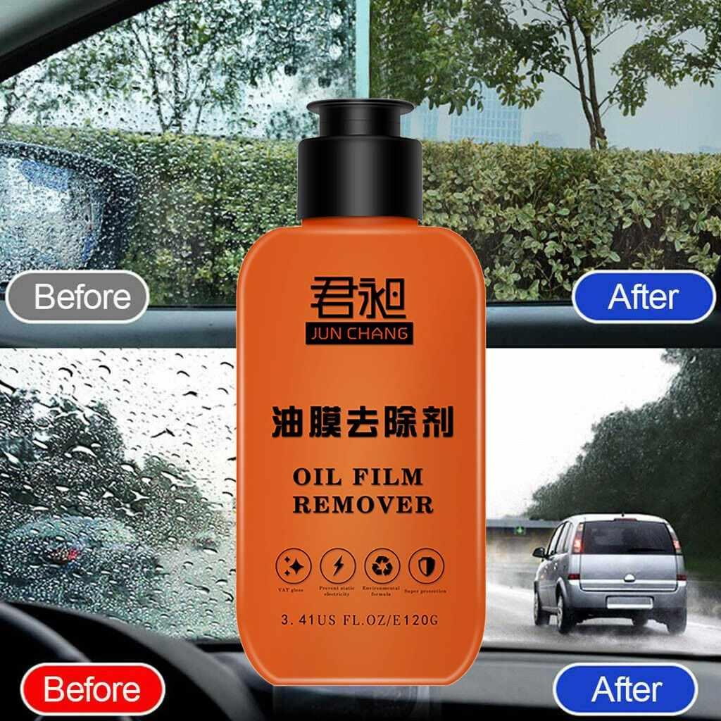 ตัวแทน Anti-FOG กันน้ำ Rainproof Anti FOG กระจกรถยนต์เคลือบ Agent กันฝน Agent แก้วฝน Mark ฟิล์มน้ำมัน Remover 7P