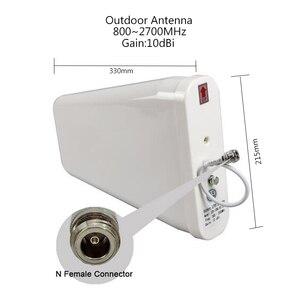Image 3 - 2G 3G 4G антенны с комплектом кабелей 15 м для усилителя сотового сигнала для CDMA GSM DCS WCDMA LTE ретранслятор сетевого сигнала