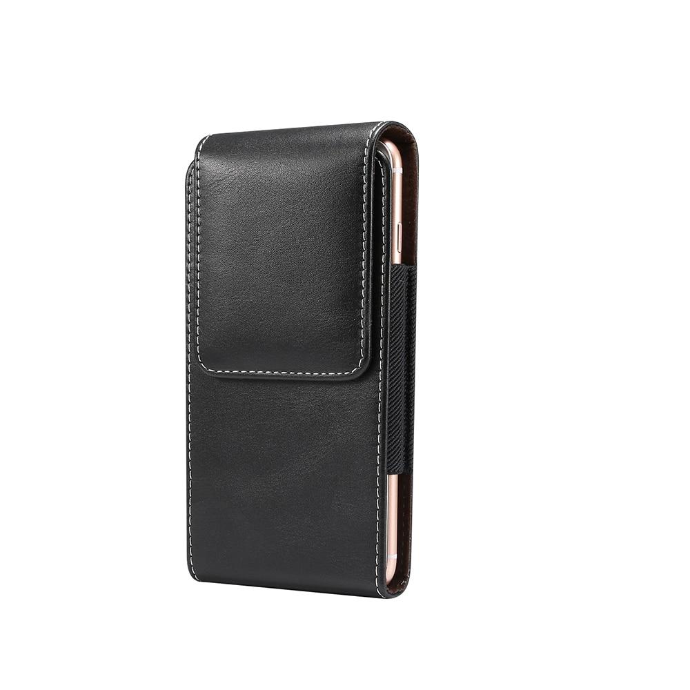 Leather Belt Case For iPhone 11/XR , Belt Holster Case Pouch For Samsu