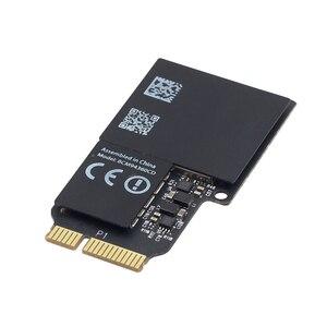 Image 4 - 1750 mb/s dwuzakresowe WiFi karta Bluetooth 2.4GHz/5GHz BT 4.0 Broadcom BCM94360CD moduł bezprzewodowy do Apple Hackintosh Mac OS