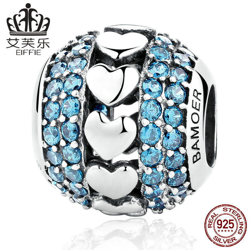 Affiliated Diy letter beads for jewelry making Fit charm pandora bracelet silver 925 original