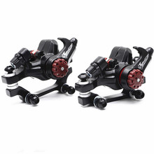 2019 New MTB Bicycle Front & Rear Disc Brake Mountain folding Bike Mechanical Disc Brakes Cycling Accessories