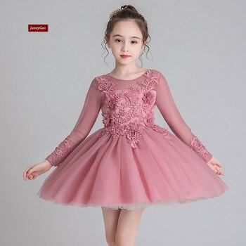 JaneyGao Flower Girl Dresses