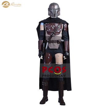 ProCosplay, disfraz de cosplay de Star Wars, armadura mandaloriana para hombre, disfraz de Halloween nuevo 2020, disfraz de Cosplay mp005288