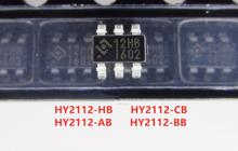 100 ADET HY2112 HB HY2112 CB HY2112 AB HY2112 BB 100% Yeni orijinal