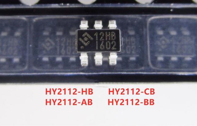 100PCS HY2112 HB HY2112 CB HY2112 AB HY2112 BB 100%New original