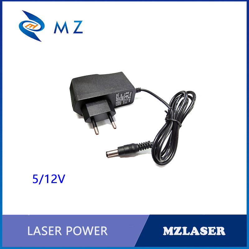 High Quality 5 / 12V European Power Supply GS06E-1P1J MEAN WELL Power Adapter