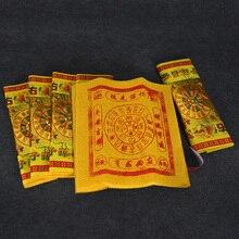 5 стопок предок деньги Золото Джосс бумага молиться мир фэн-шуй китайский адский банк, чтобы сгореть призрак