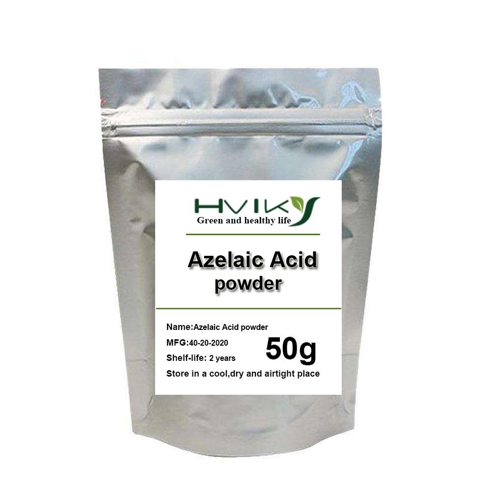 Best Selling Azelaic Acid 99% Powder Ren Er Suan Anti-inflammatory And Freckle Elimination Treatment Pigmentation