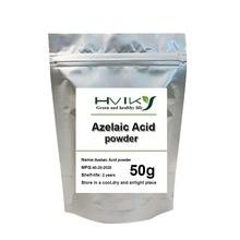 Best Selling Azelaic Acid 99% powder ren er suan Anti-inflammatory and freckle elimination Treatment pigmentation oral pigmentation