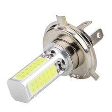 H4 P15D BA20D COB LED Light for Motorcycle Headlight Bulb 6000k White 12V Fog Lights led Bulb H4
