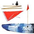 Защитный Флаг Для Каяка, лодки для рыбалки, складной флаг