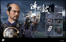 For Collection POPTOYS 1/6 W09 Oda Nobunaga Army Taiko Drum Ashigaru 2.0 Action Figures Dolls full set with body