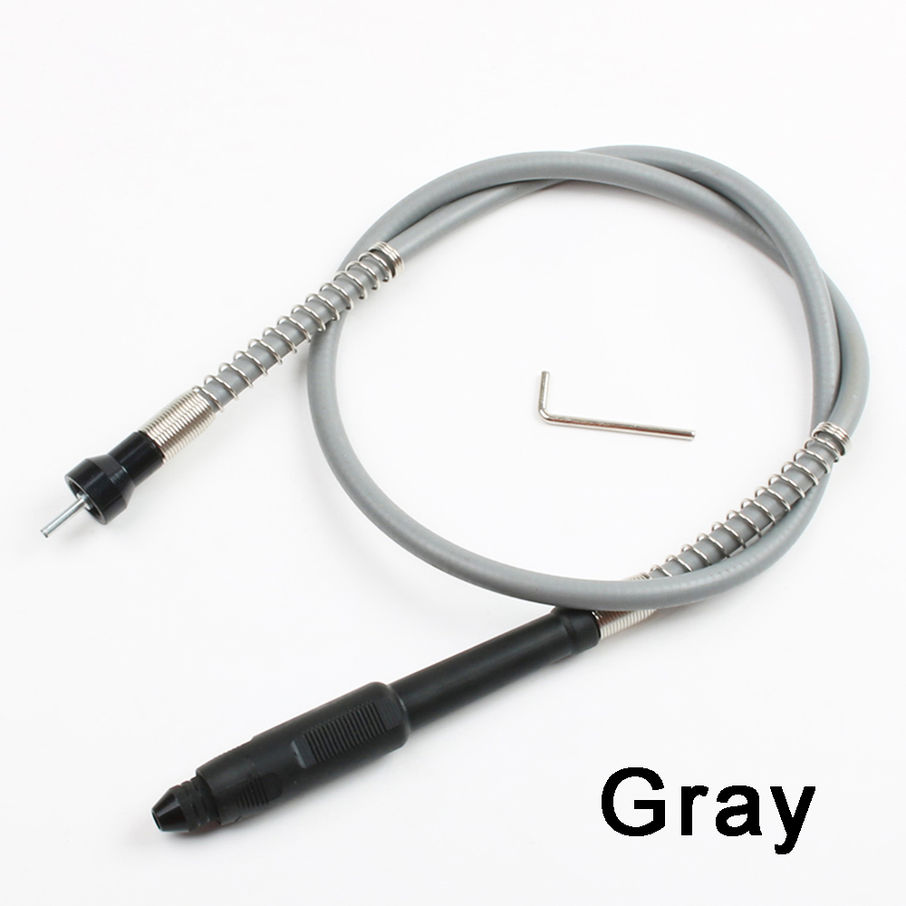 Accessories Soft Flexible Shaft 107CM Rotary Tool Fits Profession Grinder Engraver Mini Electric Drill Polishing Machine Tools