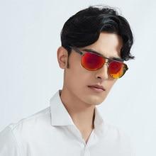 NEW STANDING DESIGN Men Classic Pilot Sunglasses For Driving Fishing TAC HD Polarized Lens Mens Eyewear UV400 Protection