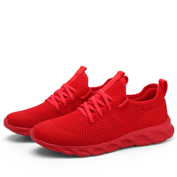 Light Running Shoes Comfortable Casual Men's Sneaker Breathable Non-slip Wear-resistant Outdoor Walking Men Sport Shoes Running Shoes