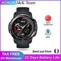 HONOR Watch GS Pro Смарт-часы, 25 дней Срок службы батареи, глобальная версия, GPS, Мониторинг частоты сердечных сокращений SpO2 уровень кислорода в кров...