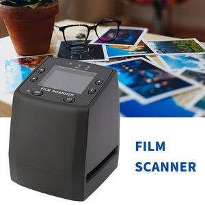 2020 New 5MP 35mm Negative Film Slide Viewer Scanner USB Digital Color Photo Copier With (Only EU Plug)