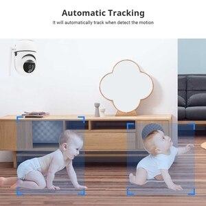 Image 5 - Defeway 1080P kablosuz ip kamera akıllı otomatik izleme ev güvenlik gözetleme Wifi bebek izleme monitörü Pet akıllı güvenlik kamerası