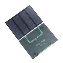 Top-1.5W панель солнечных батарей 12В Dijiao доска