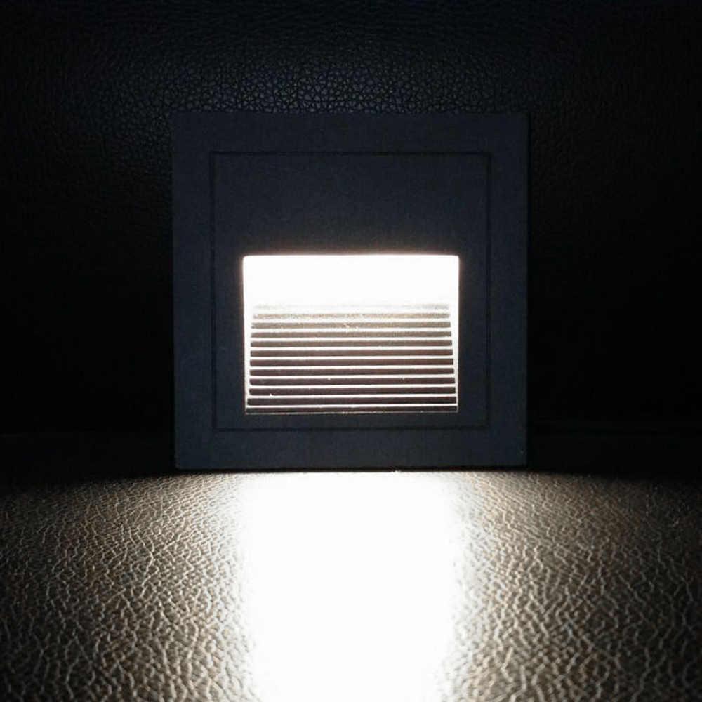 Светодиодный настенный светильник для помещений, датчик движения PIR, датчик света ступеней лестницы, датчик света, ночник, ночник для сада, шкафа, украшения пути