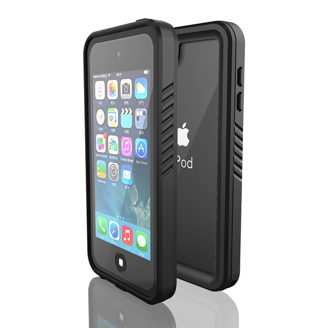 For iPod Touch 5 6 7 Waterproof Case 360 Degree Protection Case Waterproof Dropproof Shockproof Dustproof Shell Coque Fundas