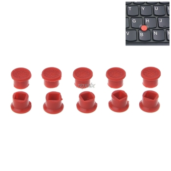 10Pcs Red Caps For Lenovo IBM Thinkpad Mouse Laptop Pointer TrackPoint Cap 2Type Z08 Drop ship laptop battery for ibm lenovo thinkpad x60 1706 2509 thinkpad x60s 1702 2522 thinkpad x61 7676 thinkpad x61s 7669 series 22 22